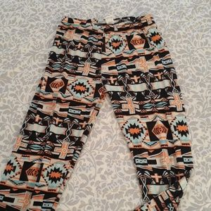 Magid tribal leggings L/XL